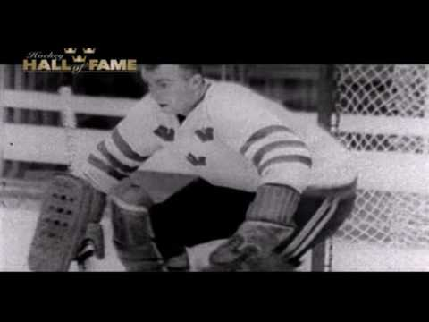 Hockey Hall Of Fame Sverige #7 -Leif Holmqvist
