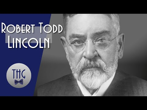 In His Father's Shadow: Robert Todd Lincoln