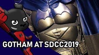 Gotham Batsuit at SDCC 2019