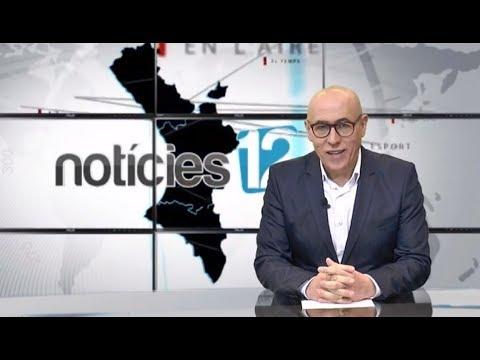 Noticias12 - 26 de marzo de 2018