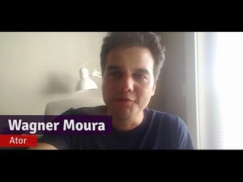 Wagner Moura apoia Manuela d'Ávila #ManifestoLiberdade