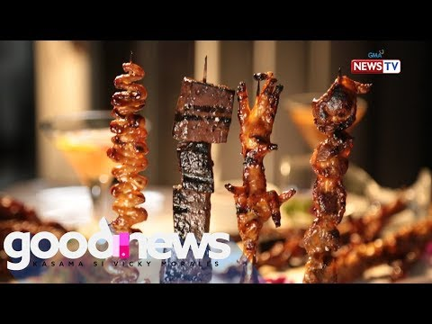 Good News: Street food chibog