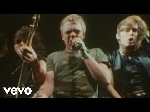 Accept - Balls to the Wall (Official Video)
