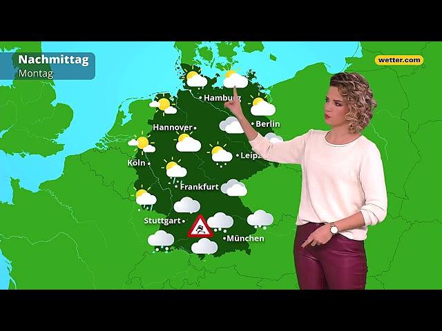 Wetter heute\: Die aktuelle Vorhersage (25.01.2021)