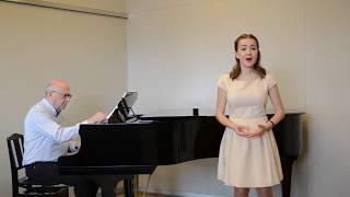 Tornami a Vagheggiar (Alcina) Handel - Anna Wojcik