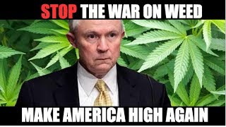 The War On Weed Is Stupid And Ancient