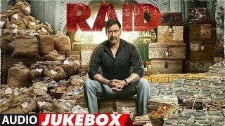 Full Album: RAID | Ajay Devgn | Ileana D'Cruz | Audio Jukebox | T-Series