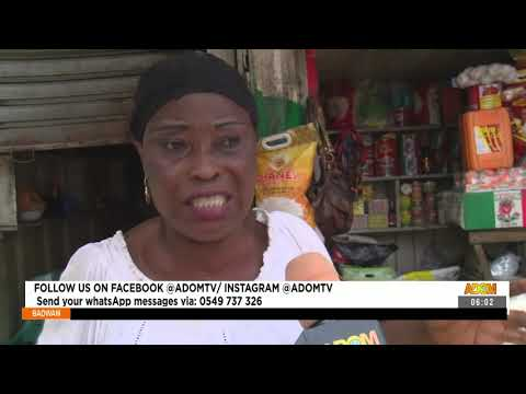 High Cost of Living: Traders and Consumers bemoan high cost of food prices- Adom TV (14-9-21)
