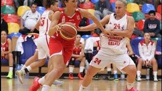 CSM Satu Mare 101 - 69 SCM Craiova (Romanian 2014/2015 Regular Season)