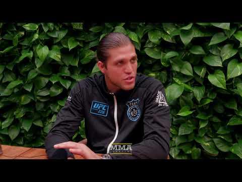 UFC 226: Brian Ortega Media Lunch Scrum - MMA Fighting