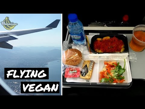 How to Eat Vegan When Flying | Vegan Travel Tips