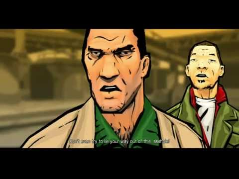 Grand Theft Auto: Chinatown Wars [ANDROID] FINAL MISSION : Salt In The Wound