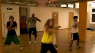 "Janet Jackson ""Slo Love"" Routine at the BigsMile Groove"