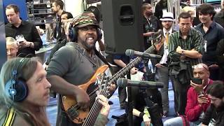 Full live Victor Wooten, Steve Bailey, and David 'Fingers' Haynes HD