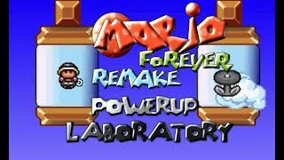 Mario Forever Remake - Powerup Laboratory part 2