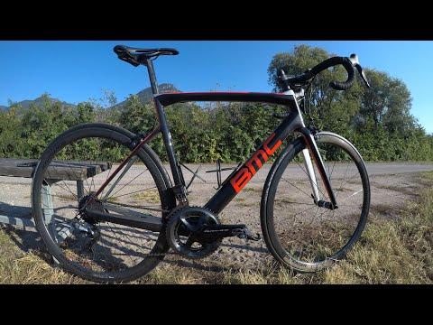 La mia nuova bici da corsa *molto costosa*