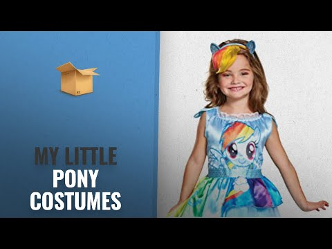 My Little Pony Halloween Costumes For Kids [2018] | Great Halloween Ideas