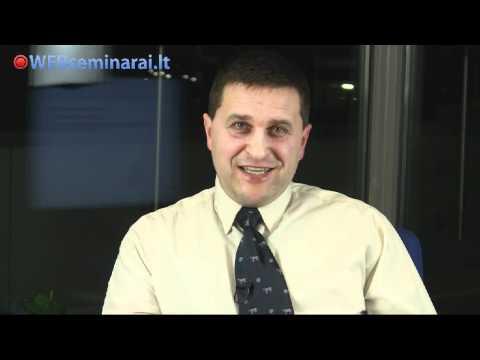 """AURIMAS GUOGA - """"Žydų sėkmės paslaptys"""" (I seminaro I dalis)"""