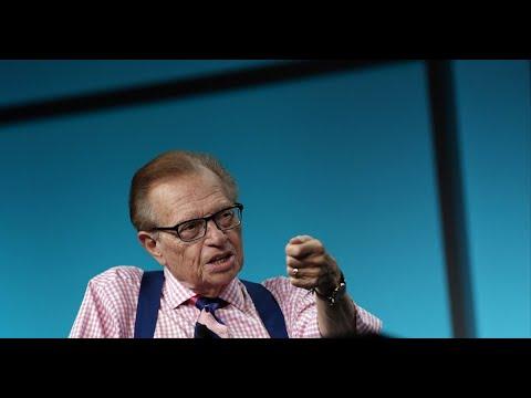 Legendary talk show host Larry King hospitalized in Los Angeles ...
