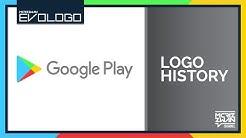 Google Play Logo History | Evologo [Evolution of Logo]