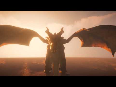 Dragon Sunset - Game Development Video