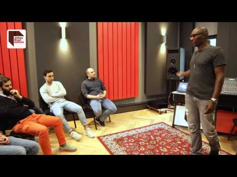 Masterclass: Kenny Larkin at Abbey Road Institute Berlin