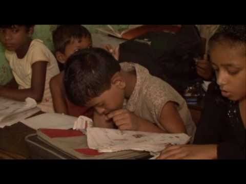 """Million To One"" - India: Slum Schools"