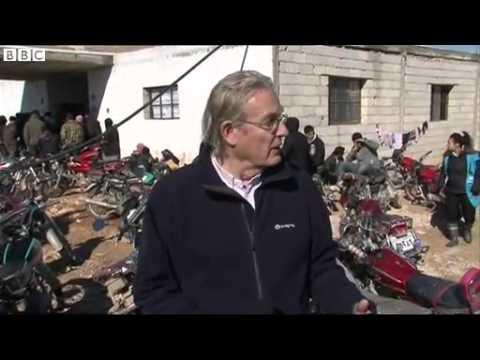 BBC News   Syria crisis  UN launches record $6 5bn aid appeal
