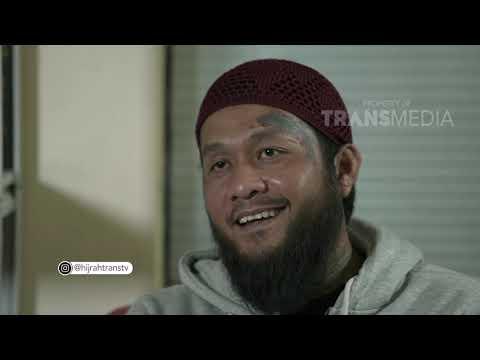 HIJRAH - Kisah Taubat Sang Seniman Tatto (18/9/18) Part 1