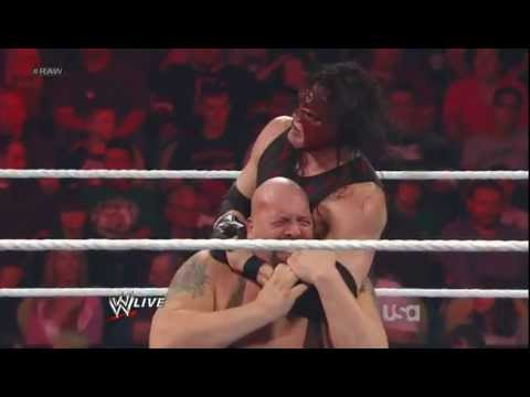 WWE Raw-5/14/2012 kane vs big show HD thumbnail