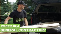 What does a General Contractor do?