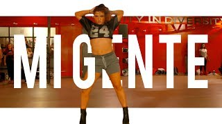 J Balvin - Mi Gente | Choreography With Bobby Newberry