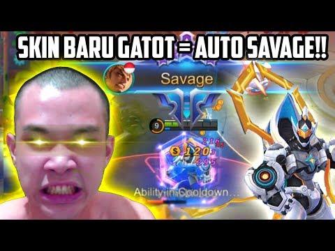 download JESS PAKE SKIN GATOT BARU LANGSUNG SAVAGE!! MOONTON BERCANDA?!