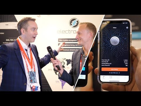 """Electroneum's Richard Ells interview - """"We're like the Wright brothers"""""""