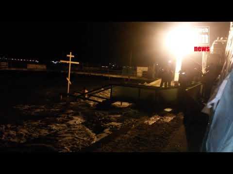 Kerch.FM: Керчане с полуночи окунаются в купели