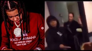 Young Ma Female Stud Pull Up To Opps Mother House Slaps Her 5 Times...DA PRODUCT DVD