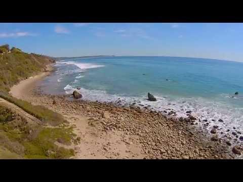 Malibu Beach Flight