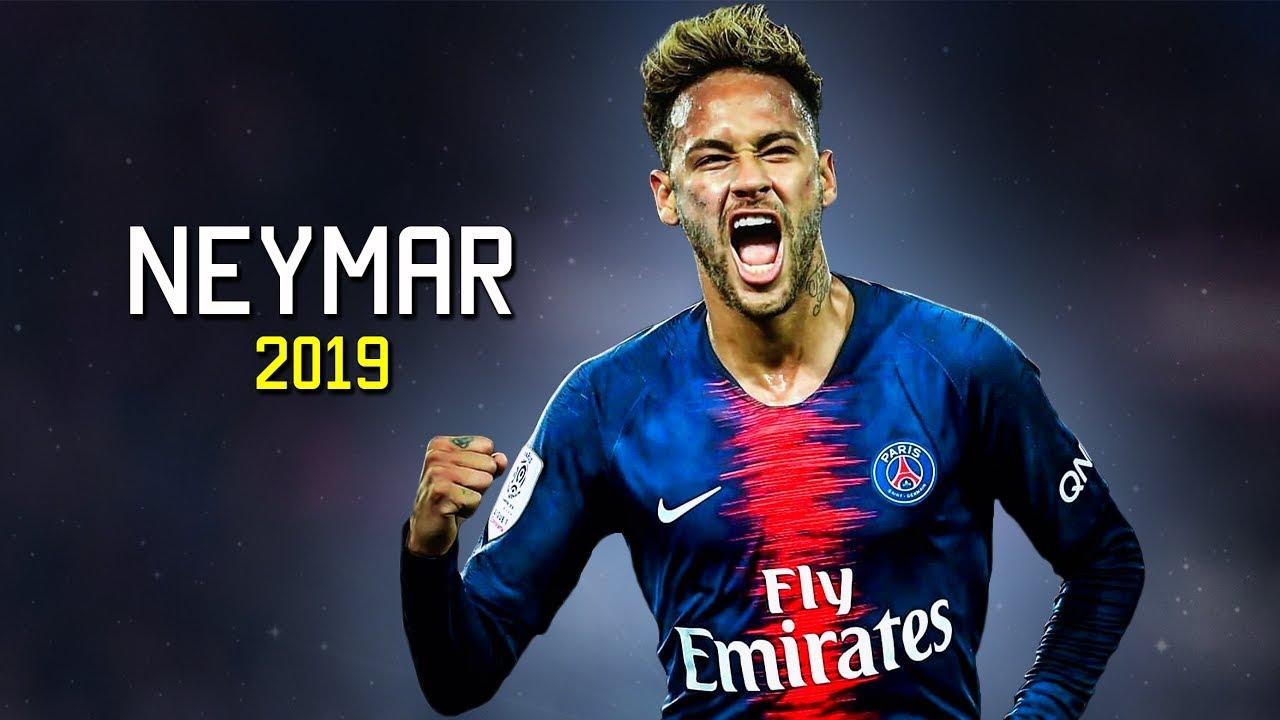 Neymar Jr Skills Goals 2018 2019 Hd Youtube