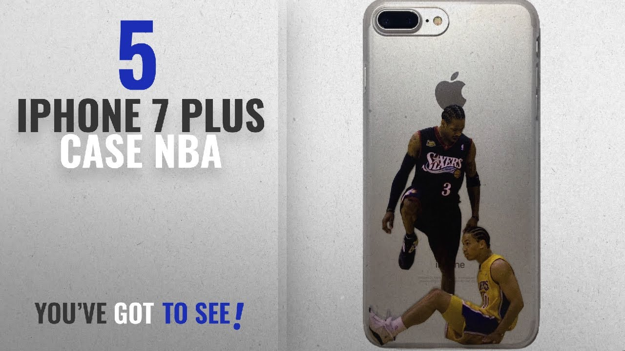7a0c456e7339f Top 5 IPhone 7 Plus Case Nba [2018 Best Sellers]: Soft TPU Basketball Case  With Your Favorite Past