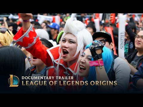 League of Legends Origins | Documentary Trailer