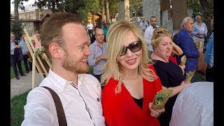 Свадьба в Тбилиси. Вино из рога, хачапури и танцы. (БуЛайф| BuLife)