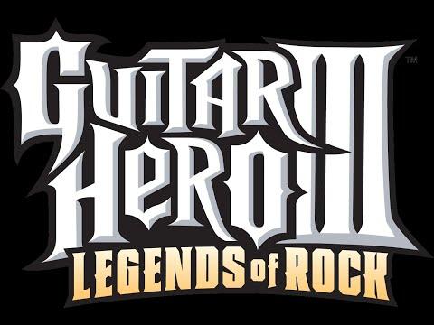 Guitar Hero III Metallica One 100% On Easy