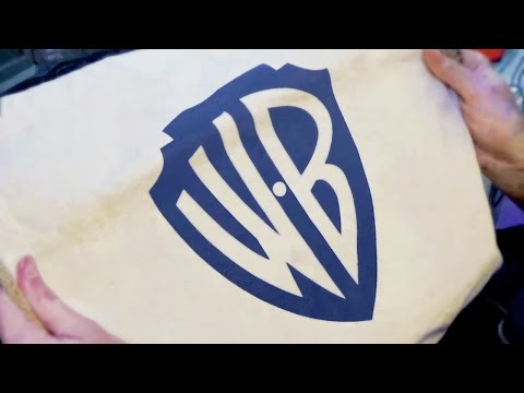 SECRET PACKAGE FROM WARNER BROS.!