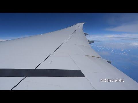 SWISS Zurich to Montreal B777-300 Economy class [Full HD]