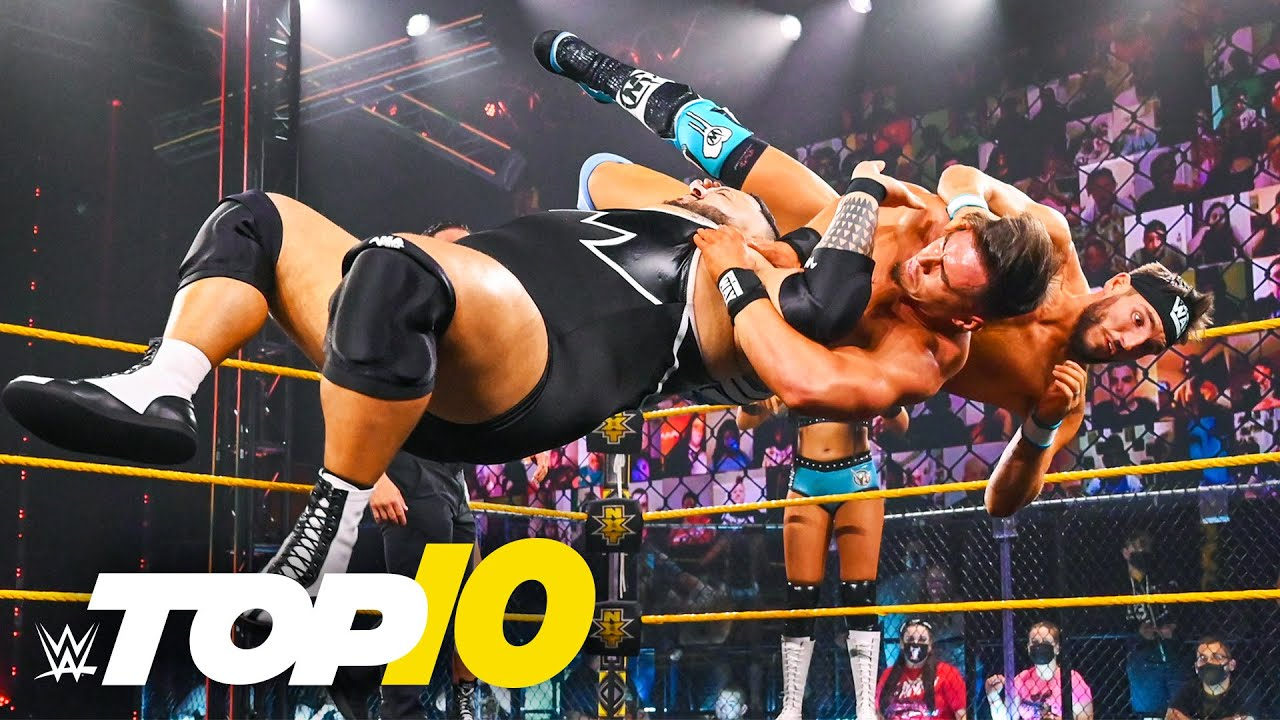 Top 10 NXT Moments: WWE Top 10, April 13, 2021