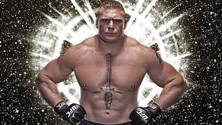 WWE Brock Lesnar Theme Song Next Big Thing (V2) - (Low Pitched)