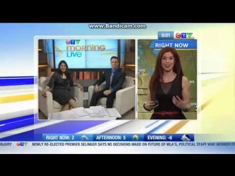 CKY: CTV Morning Live Winnipeg Open--2015