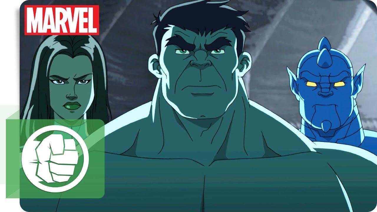 Hulk Das Spiel