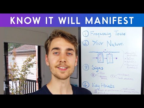Frequency Tests: A Simple Method To Know Your Desire Will Manifest
