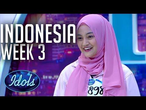 Indonesian Idol Auditions   WEEK 3   Idols Global